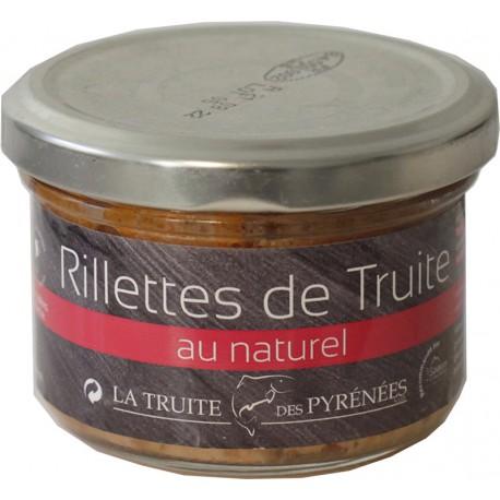 Natural Trout Rillettes