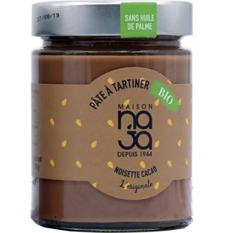 Organic Hazelnut Chocolate Spread