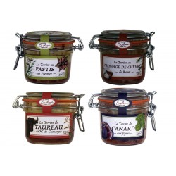 Pack x 4 Terrines from Provence