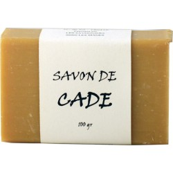 Organic cade oil soap