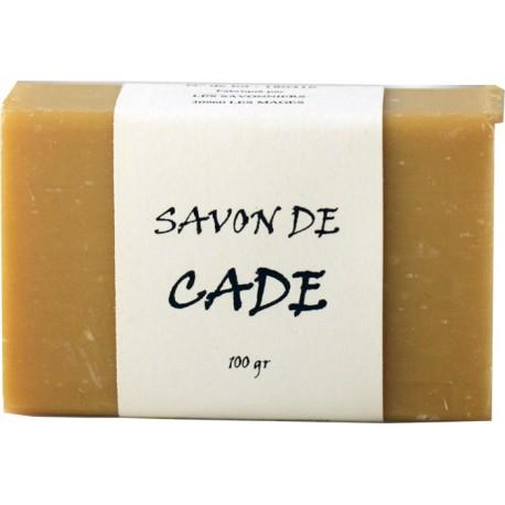 Organic cade oil soap