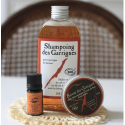 Organic Shampoo with rosemeary essential oils