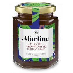 Miel de Châtaignier - Miel Martine