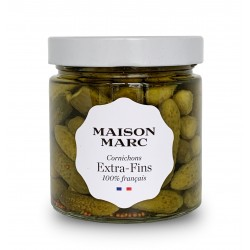 Extra-thin French Pickles
