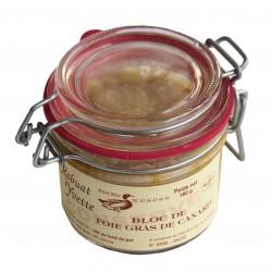 Maison Rabuat -  Bloc de Foie gras de canard  -