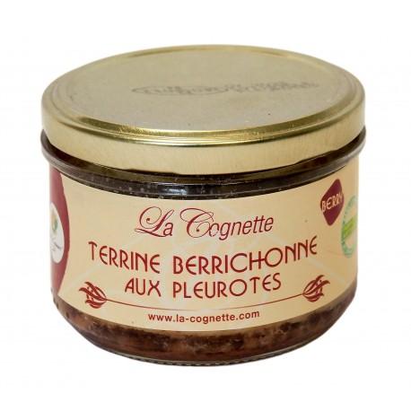 La Cognette Issoudun Terrine Berrichonne Aux Pleurotes Vente En Ligne