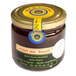 Miel de forêt 500g - Lautard Apiculteur
