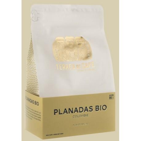 Café Planadas  bio 100% Colombie  en grains