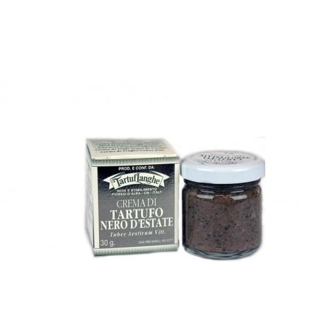 Crème de Truffe Noire d'été (Tuber Aestivum vitt). 99%