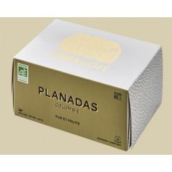 Café Planadas  bio 100% Colombie  en boite de 10 capsules