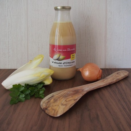 Zucchini soup - Maison Marc - Made in France - Veggie soup