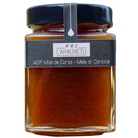 Miel  de printemps Corse - Miellerie L'Apalivetu