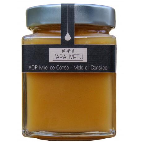 Miel de maquis automne aop corse - Apalevitu