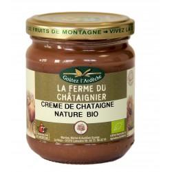 Crème de châtaignes d'Ardèche