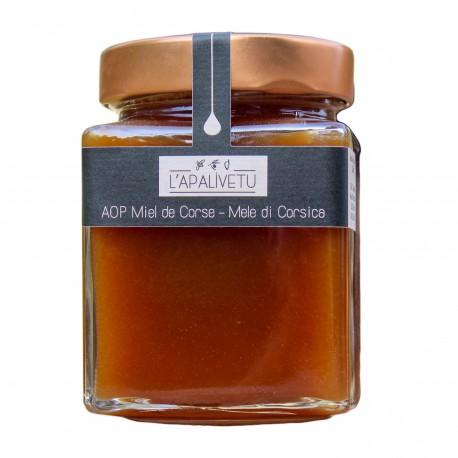 Miel de Maquis de printemps Corse - Miellerie L'Apalivetu