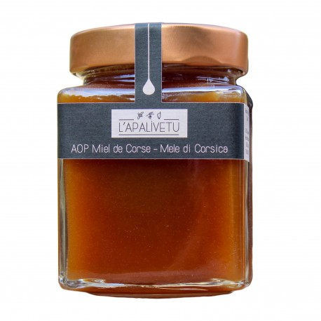 Garrigues Honey IGP Provence - JL Lautard
