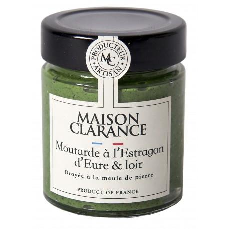 MAISON CLARANCE Tarragon Mustard