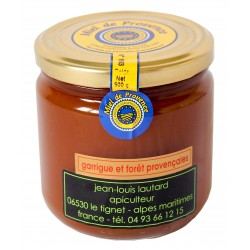 Garrigues Honey IGP Provence - JL Lautard
