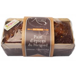 Pain d'Epices citron pistache