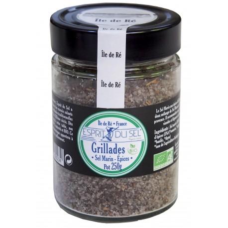Espelette Chilli Camargue Sea Salt