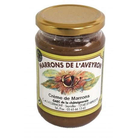Crème de châtaignes de l'Aveyron