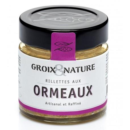 Rillettes aux Ormeaux - Le comptoir de l'île de Groix