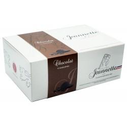 Madeleine Jeannette au chocolat