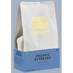 Café organic expresso bio 100% arabica en grains