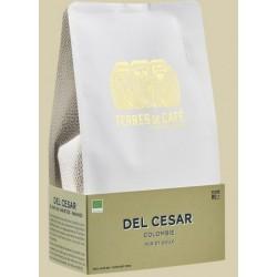 Café Del César bio 100% Colombie  moulu