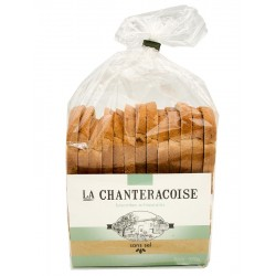 Biscottes artisanales sans sel