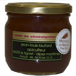 Chestnut tree honey