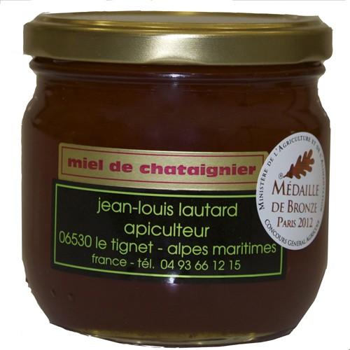 Chestnut tree honey