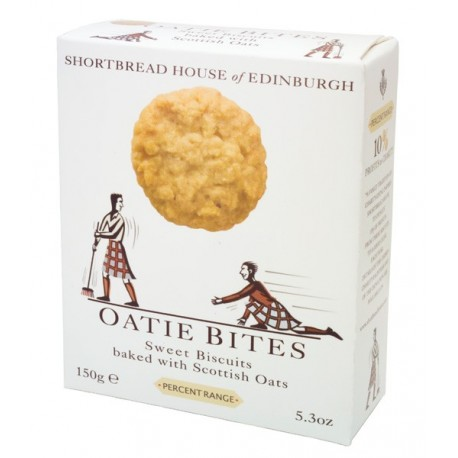 Oatie bites - shortbread biscuits