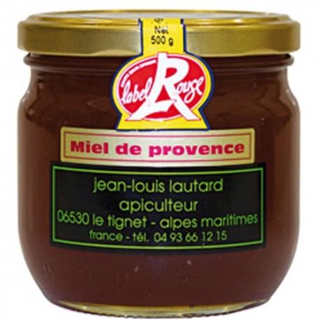 Miel toutes fleurs de Provence IGP Label rouge
