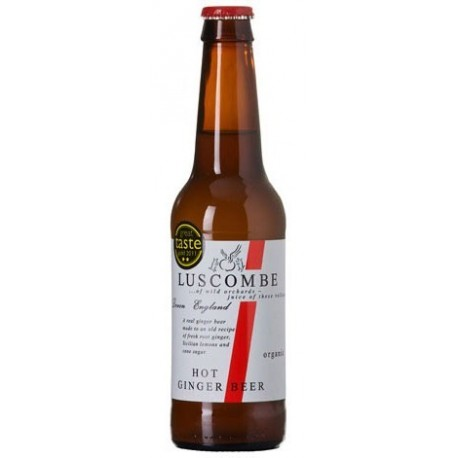 Ginger Beer - Bière au Gingembre HOT