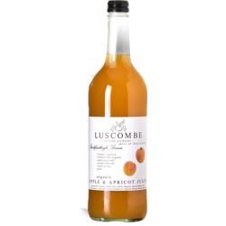 Jus de pomme abricot BIO - 6 bouteilles