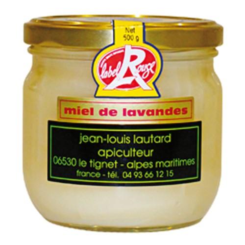 Miel de lavande Label rouge - IGP
