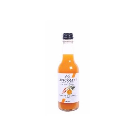 Jus de carotte et orange BIO - 6 bouteilles