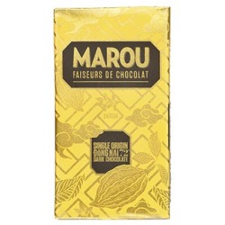 Ba Ria 76% Marou chocolate