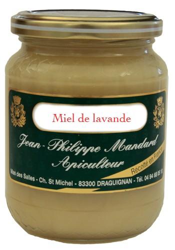Miel de lavande IGP Label rouge
